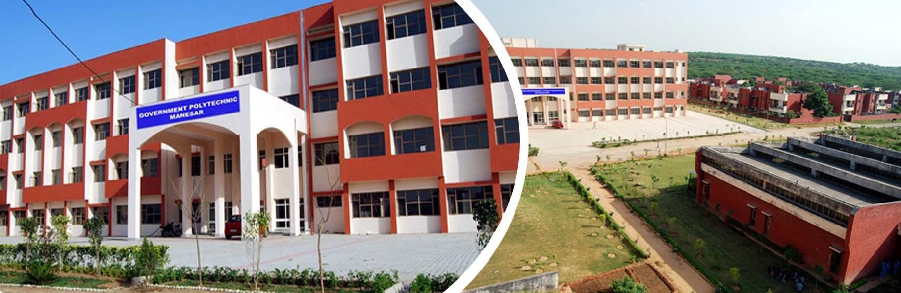 Govt  Polytechnic Education Society Manesar